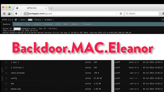 Backdoor.MAC.Eleanor