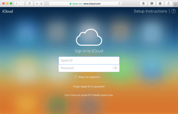 Log-in-to-iCloud-website-Apple-593x380