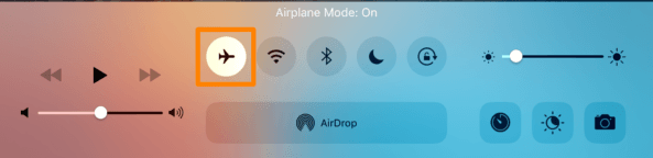Turn-on-Airplane-Mode-593x144