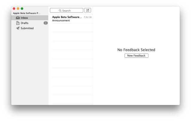create-new-feedback-mac