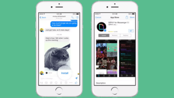 messenger iOS