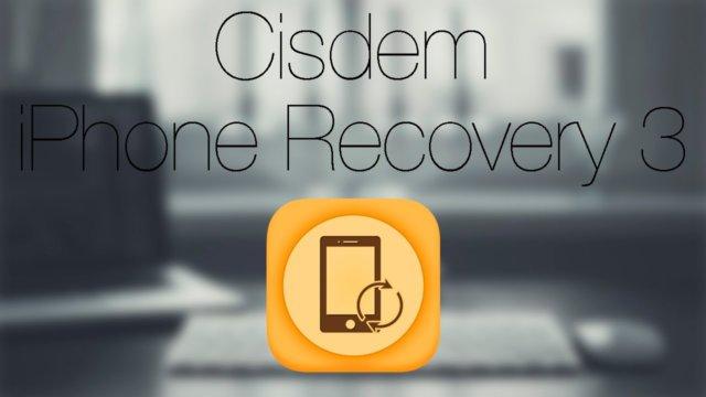 Recupera archivos de tu dispositivo iOS