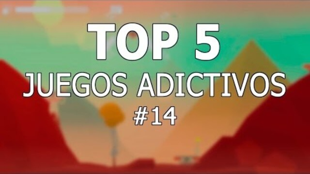 TOP 5 Juegos Adictivos para iPhone #14 - Portada