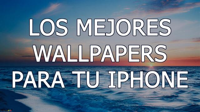 Los mejores wallpapers para tu iphone - portada