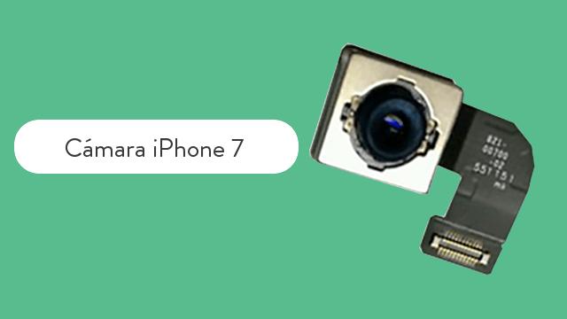 camara iphone 7