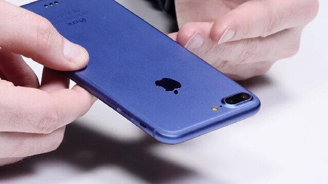 iPhone 7 Plus Video filtrado