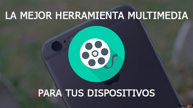 Portada de La mejor herramienta multimedia para tu iPhone