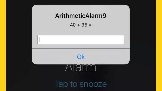 ArithmeticAlarm9