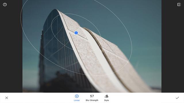 Snapseed para iOS 2.7