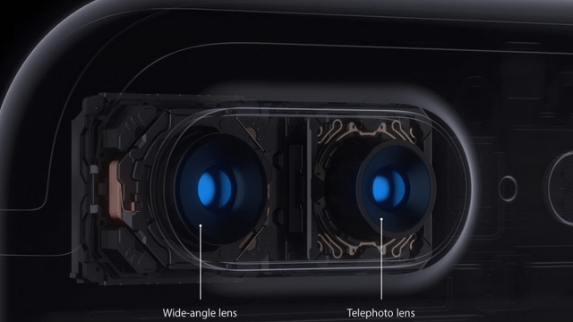 iPhone 7 Dual Camara