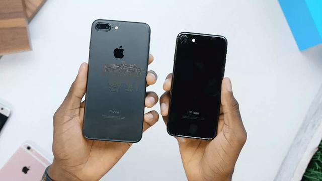 Noir Jais Iphone