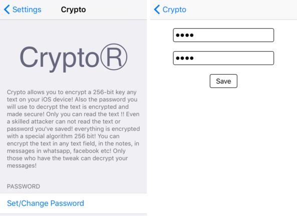 crypto-preferences-pane
