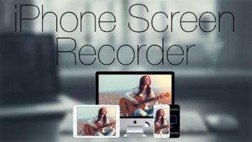 Graba la pantalla de tu iPhone fácilmente con tu Mac o PC