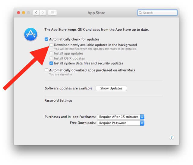 prevent-macos-sierra-downloading-automatically