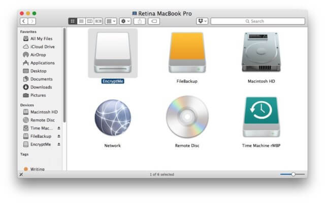 select-drive-to-decrypt-mac