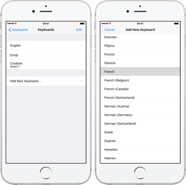 Configurar Iphone X