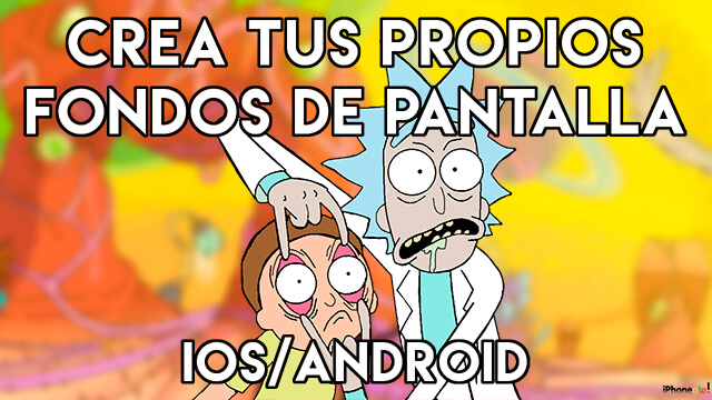 rick y morty portada