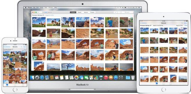 Resultado de imagen para iCloud Photo Library,