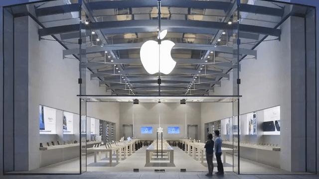 apple store en españa