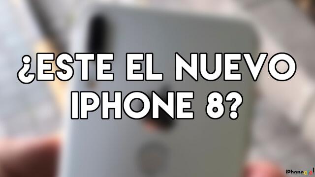 iPhone 8 Portada