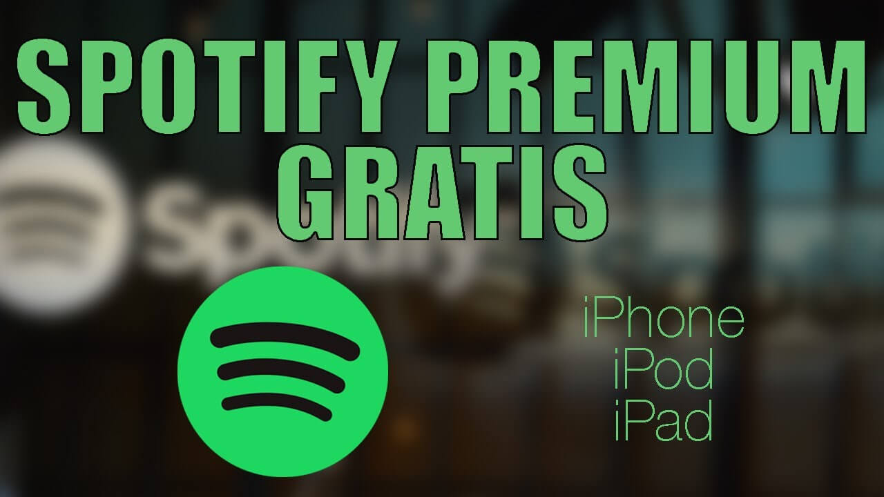 spotify premium iphone gratis 2019