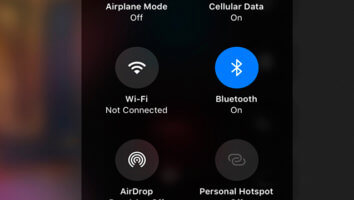 desactivar wifi bluetooth
