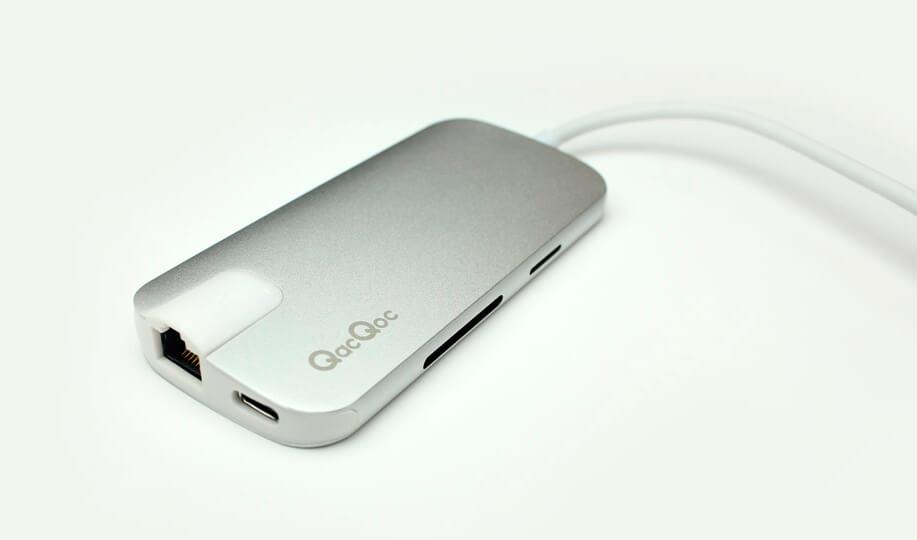 GN30H USB-C HUB