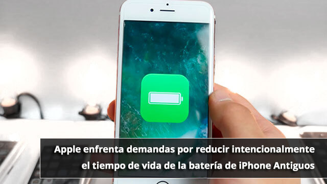 bateria iPhone 2018