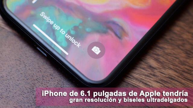 iPhone 61 Pulgadas