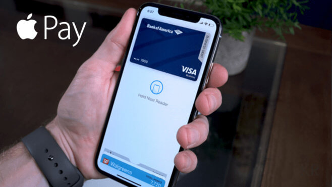 Apple Pay 2018