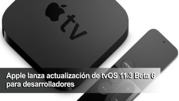 tvOS 11.13 Beta 6
