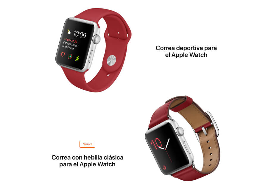 Apple Watch (PRODUCT)RED