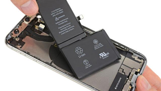 Bateria de Reemplazo iPhone X