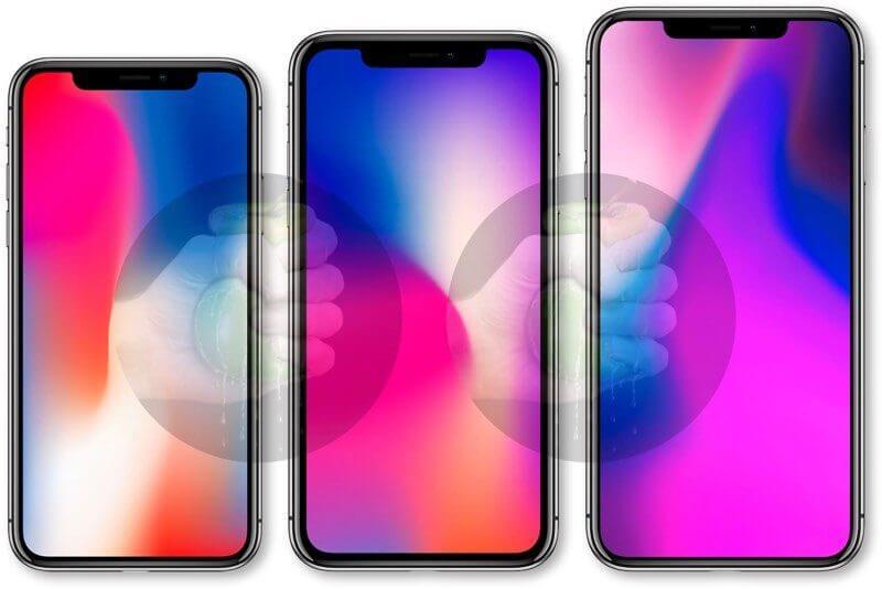 iPhones 2018