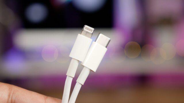 iPhone 2019 USB-C