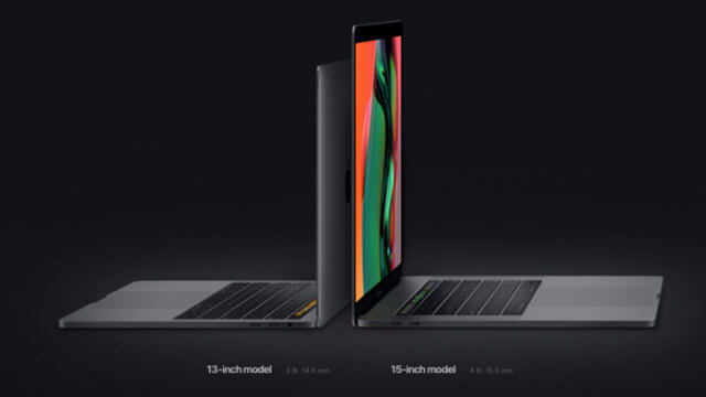 New MacBook Pro 2018