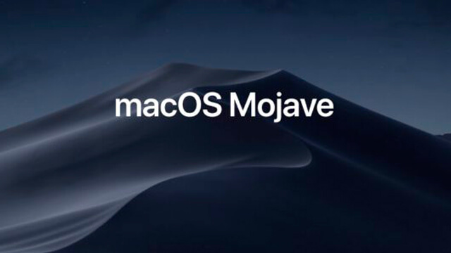macOS Mojave Beta 2