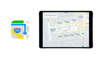 Apple Maps iOS