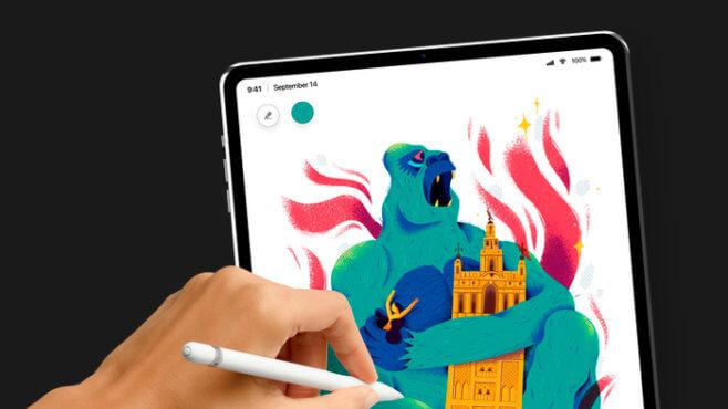 iPad Pro 2108