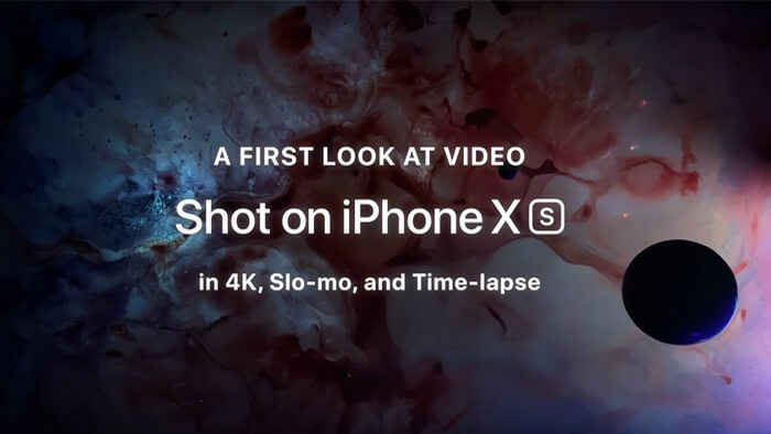 Apple comparte primer demo con el iPhone XS [VIDEO]