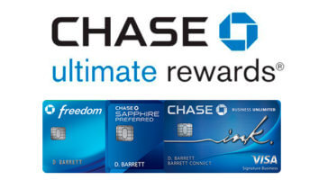 Chase reward