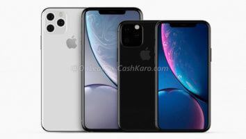iPhone XI vs iPhone XI Max