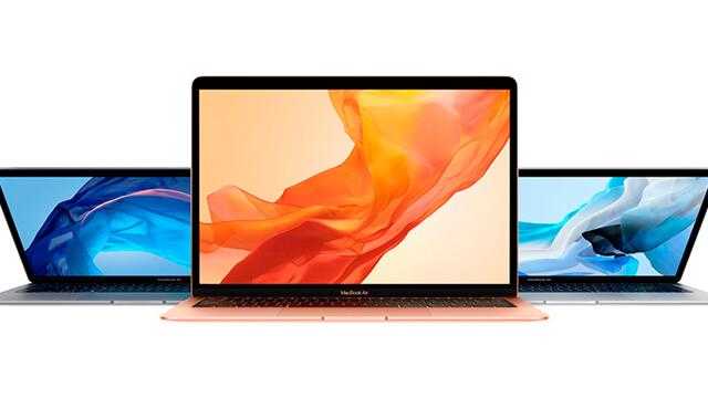7 nuevas portátiles Mac