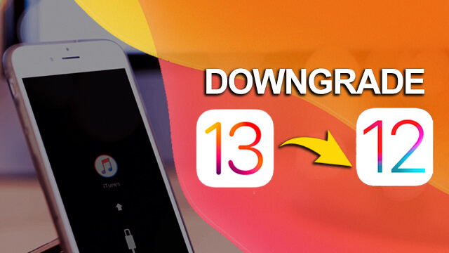 iOS 13 Downgrade