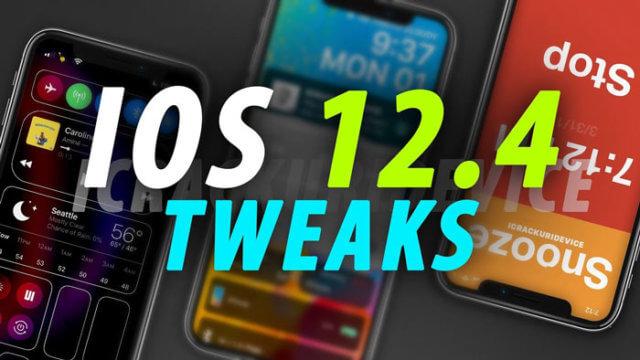 Tweaks Compatibles con Jailbreak iOS 12 4 – JanyoBytes