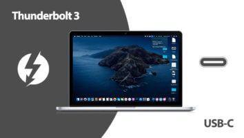 Thunderbolt 3 vs USB-C