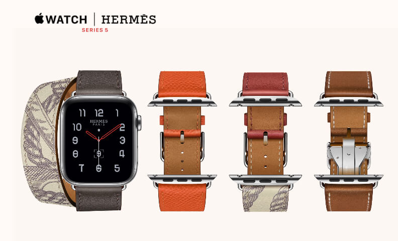 Apple Watch Hermes S5