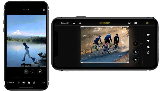 Videos iOS 13