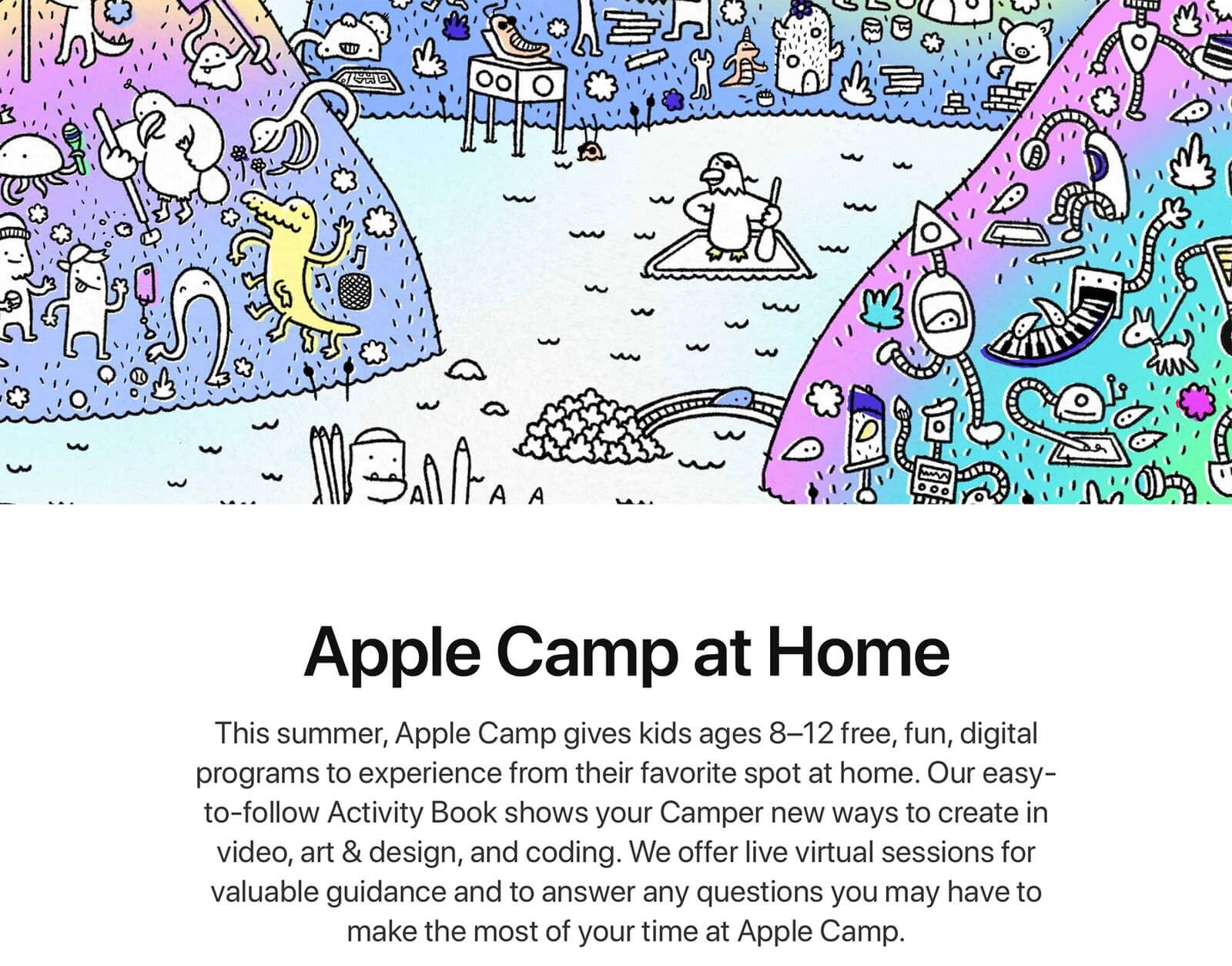Apple Camp