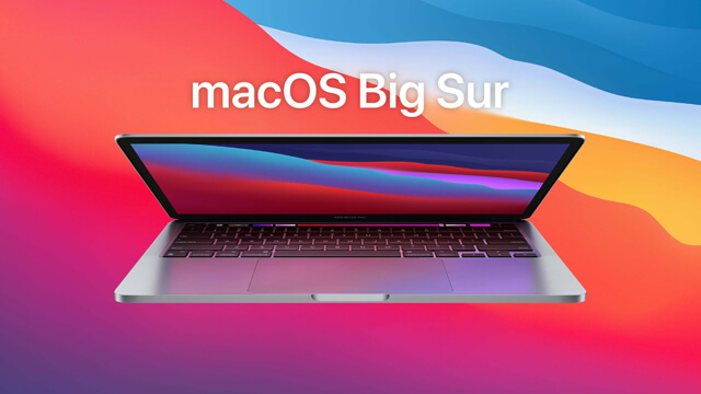 macOS Big Sur 11.4